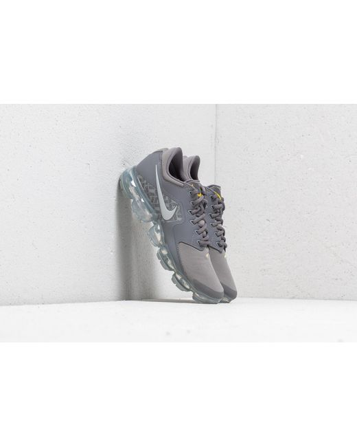 cheap for discount f962b de6b1 Nike - Air Vapormax Gunsmoke Metallic Silver for Men - Lyst ...