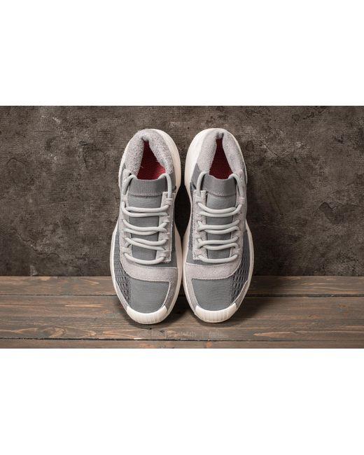 los angeles 7640f a3512 ... Adidas Originals - Gray Workshop Ad Crazy 1 Grey Three Grey Four ...