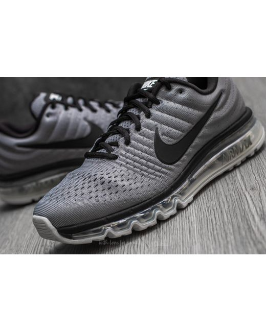 pretty nice 9fda9 20170 ... white tick running women men 57f0e f55e2  greece nike gray air max 2017  cool grey black pure platinum for men 86f6f 1ebf5