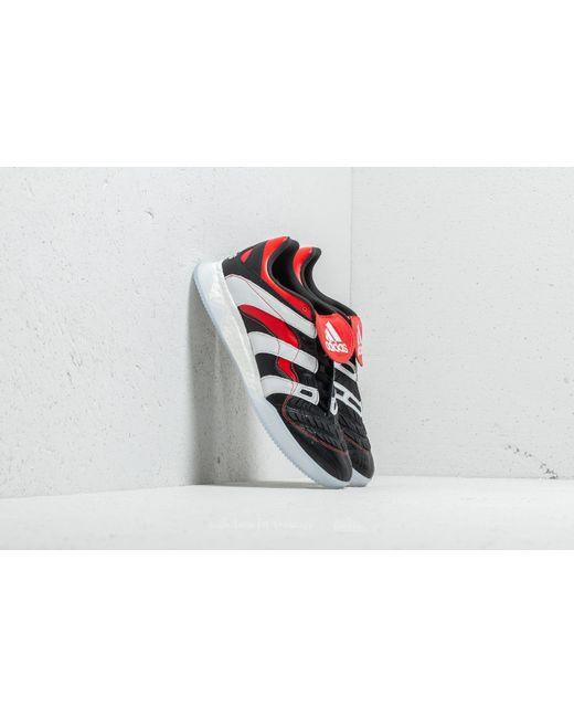 online store 9fe9d dd5ca Adidas Originals - Multicolor Adidas Predator Accelerator Tr Core Black  Ftw White Red for ...