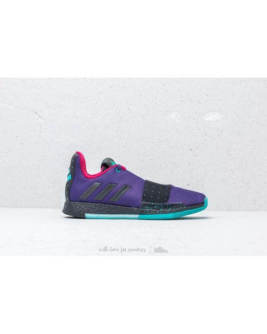... Adidas Originals - Adidas Harden Vol.3 Collegiate Purple  Core Black  Hi-  ... c8c970ed2