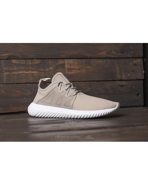 Adidas Tubular Shadow White Black Knit Hers trainers Office Shoes 9750b4c73