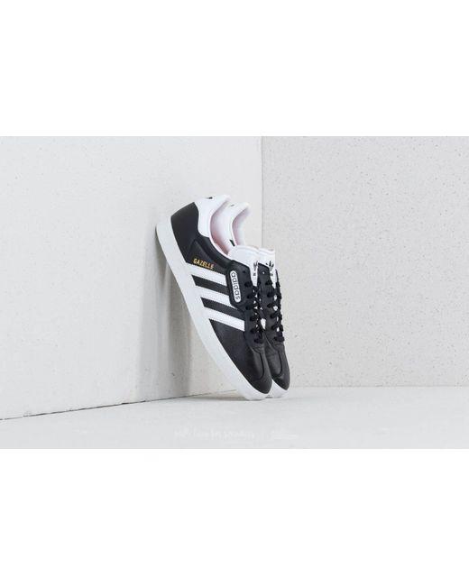 Adidas Originals - Adidas Gazelle Super Essential Core Black/ Ftw White/ Crystal White for Men - Lyst