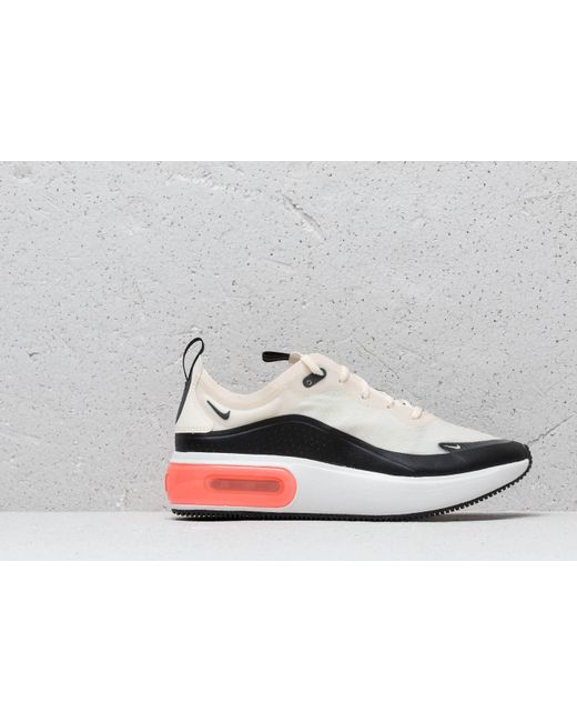 new styles 5a2e1 630e4 ... Nike - W Air Max Dia Se Pale Ivory  Black-summit White - Lyst ...