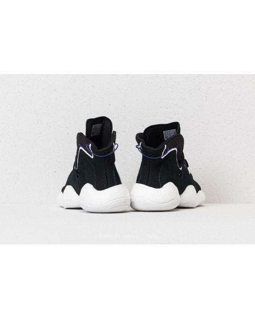 adidas Adidas Crazy BYW LVL I Ftw / Ftw / Real Purple ZtBS7rL