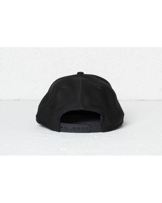 7bdf1144 closeout ktz 9fifty nfl original fit dryera oakland raiders cap black for  men lyst 5c712 afd7a