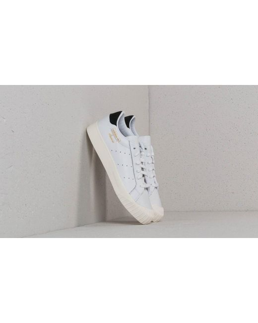 official photos c2b0a e5544 Adidas Originals - Adidas Everyn W Ftw White  Ftw White  Core Black - Lyst  ...