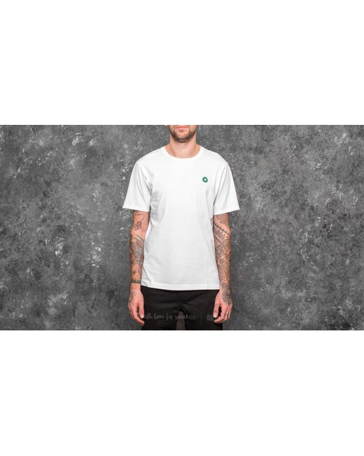 Footshop - Wood Wood Ace T-shirt Bright White for Men - Lyst