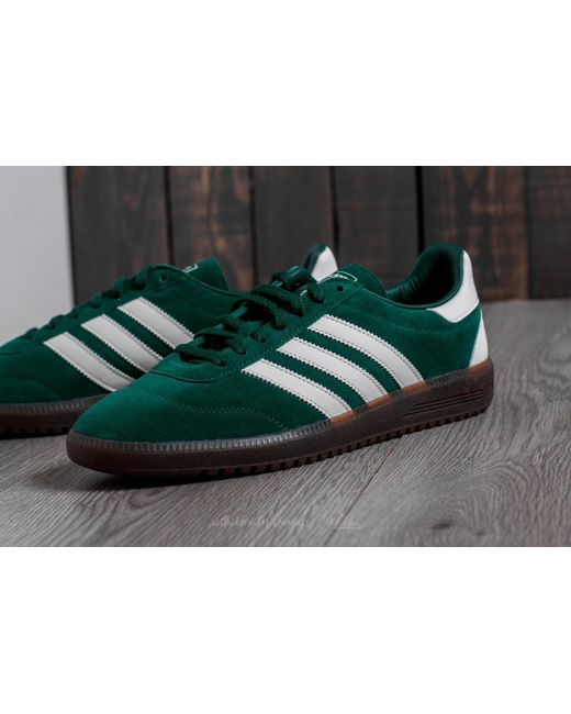 on sale ae31b 593e3 Adidas Originals - Adidas Intack Spezial Dark Green Chalk .