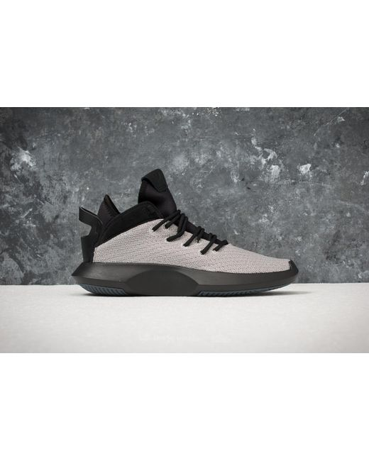 adidas Adidas Crazy 1 ADV Primeknit Silver Metallic/ Core Black/ Core Black ih3rC