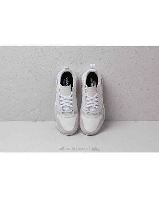 c9dec2ecc071 ... Adidas Originals - Adidas Rising Star X R1 Cloud White  Ftw White  Grey  One ...
