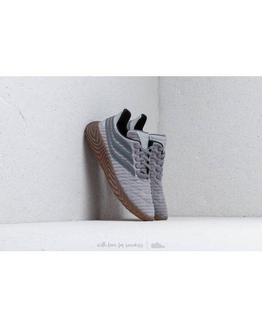 Adidas Originals - Gray Adidas Sobakov Grethr  Grey Four  Grey Two for Men  ... d762f630e