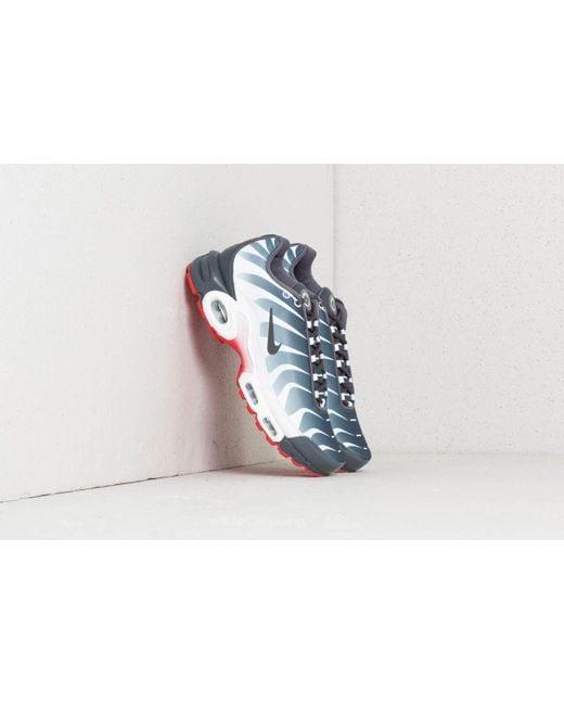 Lyst Nike Air Max Plus Tn Se White/ Dark Grey speed Red for Men