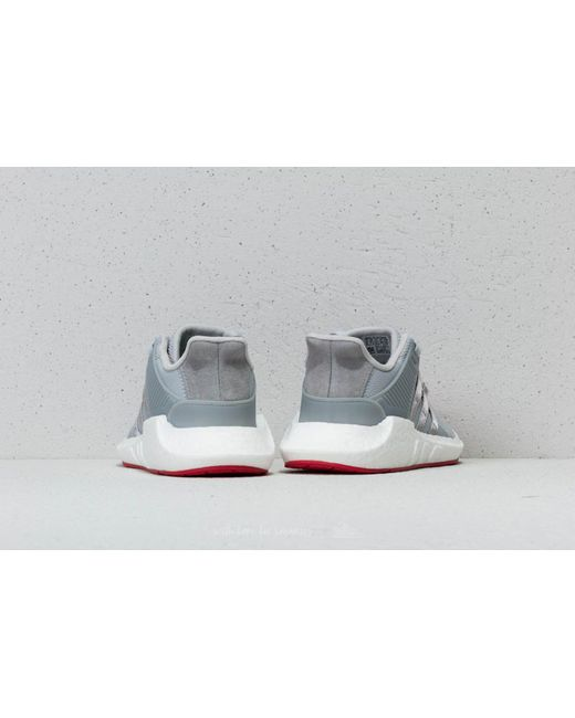 another chance ca077 7fec1 ... Adidas Originals - Metallic Adidas Eqt Support 9317 Matte Silver Matte  Silver ...