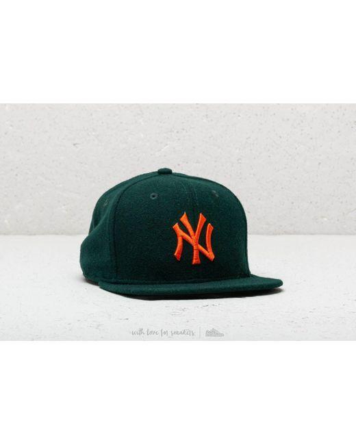 0d85df9f Lyst - KTZ Winter Utility Melton New York Yankees Green in Green for Men