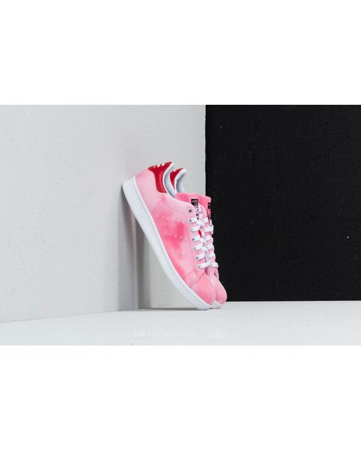 73c494ce70c3 Adidas Originals - Pink Adidas X Pharrell Williams Hu Holi Stan Smith Ftw  White  Ftw ...