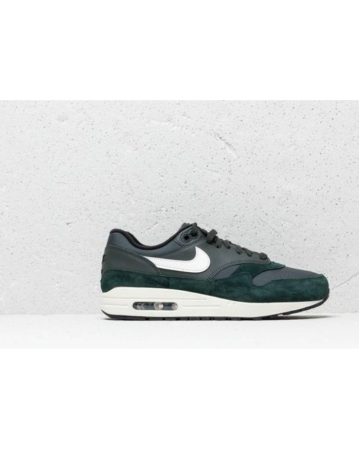 7277c1b520 ... Nike - Air Max 1 Outdoor Green/ Sail-black for Men - Lyst ...