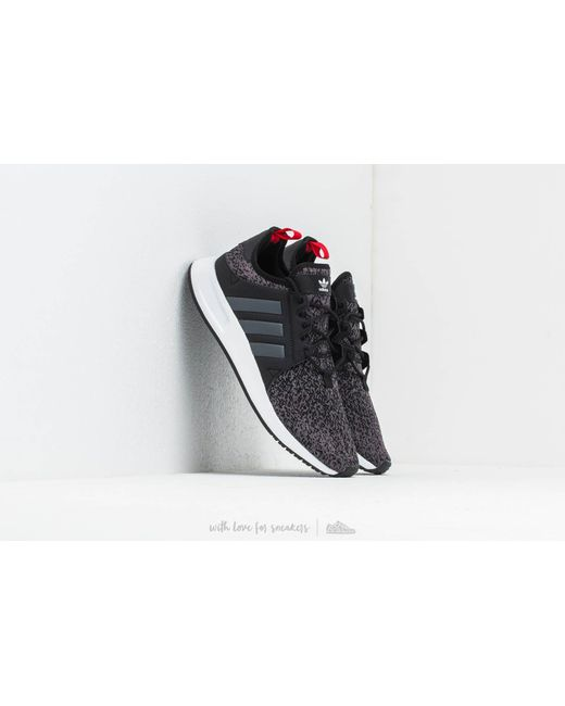 4a954909c8a1 Adidas Originals - Adidas X plr Core Black  Grey Six  Scarlet for Men - Lyst  ...