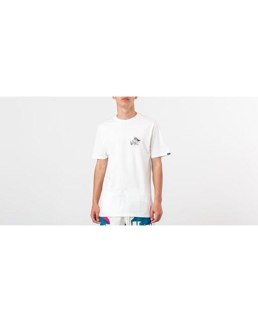 e74d1afc Lyst - Vans X Ralph Steadman Hedgehog Tee White in White for Men