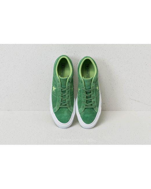 ONE STAR - OX PINESTRIPE - Sneaker low - mint green/jade lime/white Freies Verschiffen Nicekicks Rabatt Footlocker Wgzy3nj9J