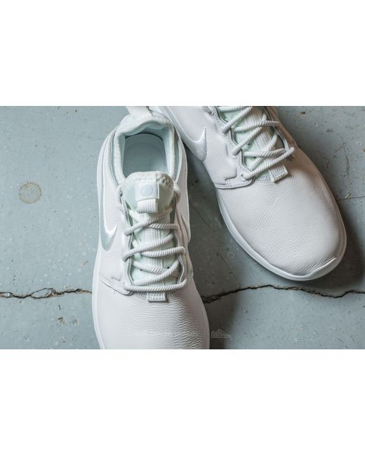 ... Nike | W Roshe Two Si Summit White/ Summit White | Lyst