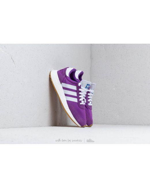 Lyst - adidas Originals Adidas I-5923 W Active Purple  Cloud White ... 2d23bf487