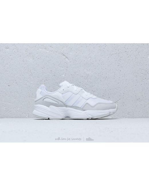 30c538530c4 ... Adidas Originals - Adidas Yung-96 Ftw White  Ftw White  Grey Two for ...