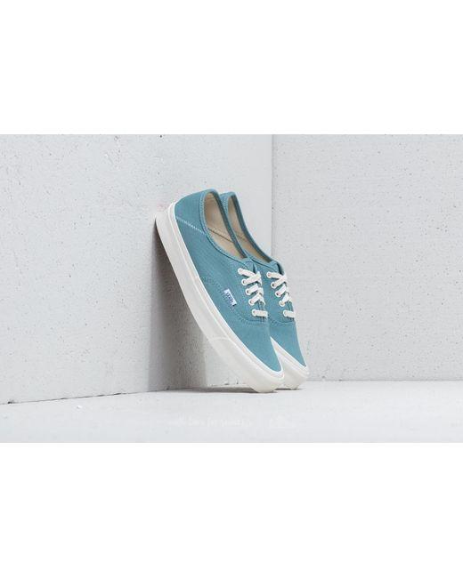 Vans - Og Style 43 Lx (canvas) Smoke Blue/ Marsh - Lyst