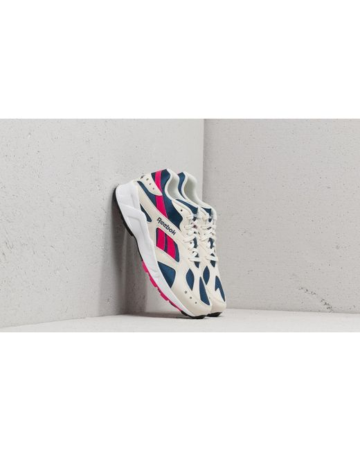 8ed259d99177 Reebok - Reebok Aztrek Og Og Chalk  Collegiate Royal  Bright Rose  White ...