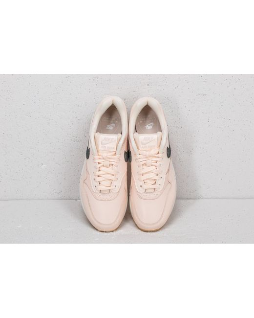 ... Nike - Multicolor Wmns Air Max 1 Premium Guava Ice  Guava Ice-gum Yellow  ... 13bfeed32