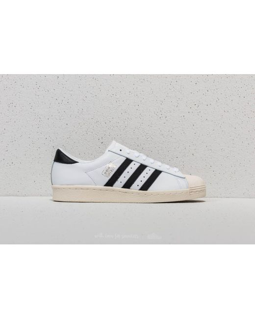 buy online 11365 a6997 ... Adidas Originals - Adidas Superstar Og Ftw White Core Black Off White  for Men ...