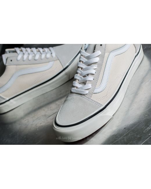 1b4f5bf0d0eb52 ... Vans - Old Skool 36 Dx Anaheim Factory Classic White for Men - Lyst ...