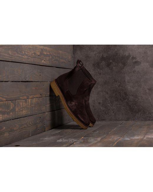 Footshop - Multicolor A.p.c. Boots Grisha Marron Fonce for Men - Lyst