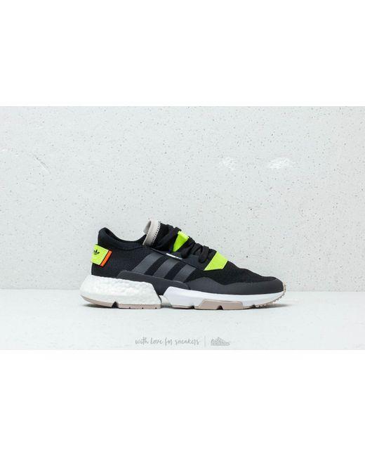 new concept 1f606 188c4 ... Adidas Originals - Adidas Pod-s3.1 Core Black Solar Yellow Ftw ...