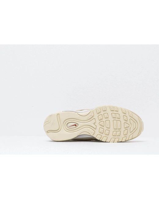 e578a7c0803a8 Lyst - Nike W Air Max 97 Lx Bio Beige  Bio Beige-light Carbon in Natural