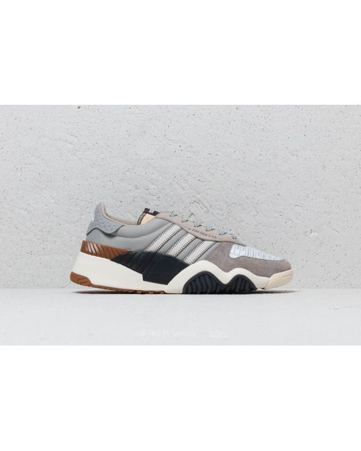 adidas Adidas x Alexander Wang Turnout Trainer Light Grey/ Chalk White/ Core Black