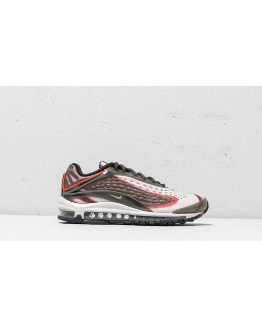 half off a8952 4ecd6 ... Nike - Air Max Deluxe Sequoia  Camper Green for Men - Lyst ...