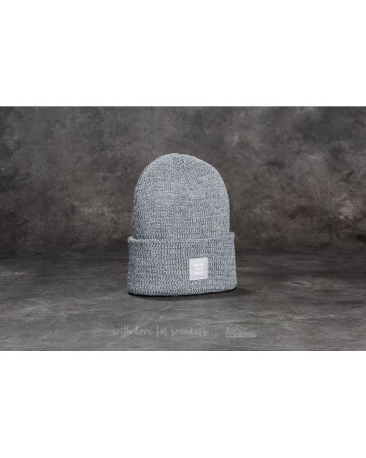 Herschel Supply Co. - Gray Abbott Reflective Hat Heathered Grey Reflective - Lyst