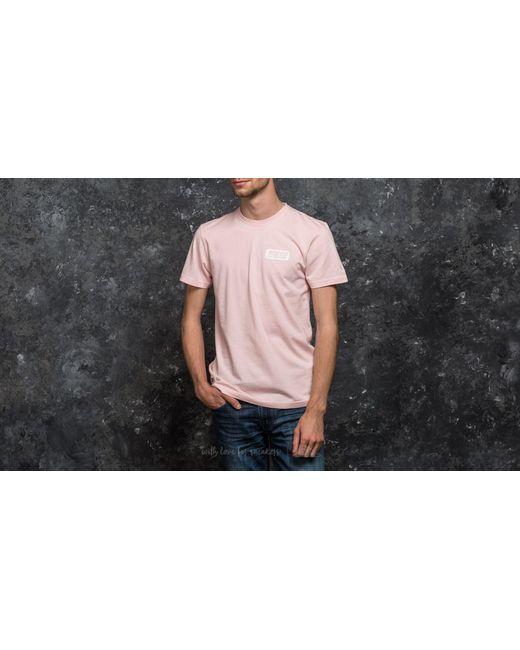 KTZ | Pink Sandwash Pill Tee Blossom for Men | Lyst