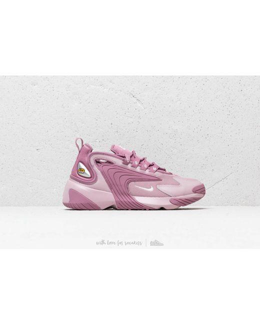 Lyst Nike Wmns Zoom 2k Plum Dust Pale Pink Plum Chalk In Pink