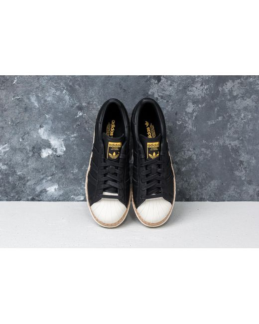 sale retailer e0647 3420f ... Adidas Originals - Adidas Superstar 80s New Bold W Core Black  Core  Black  Off ...