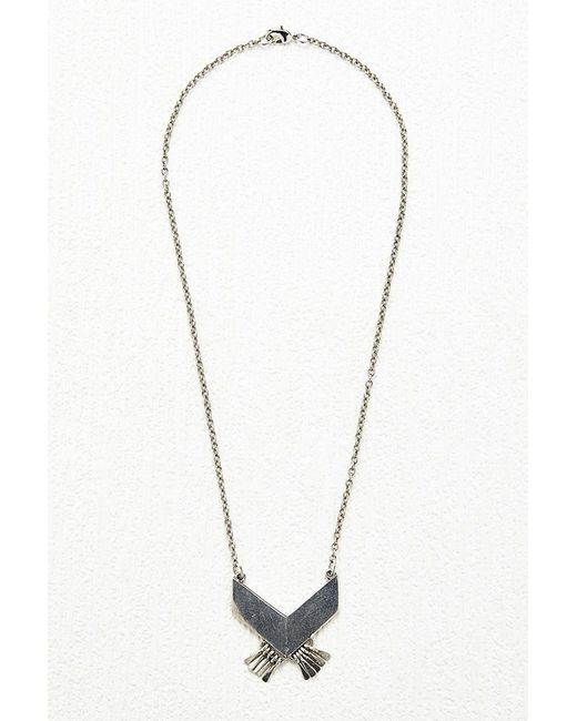 Forever 21   Metallic The 2bandits Bradwell Necklace   Lyst