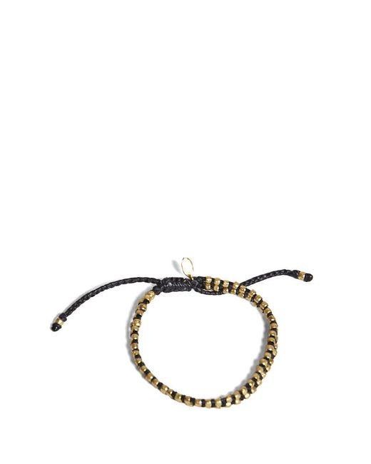 Forever 21 - Metallic Ebb & Flow Beaded Bracelet - Lyst