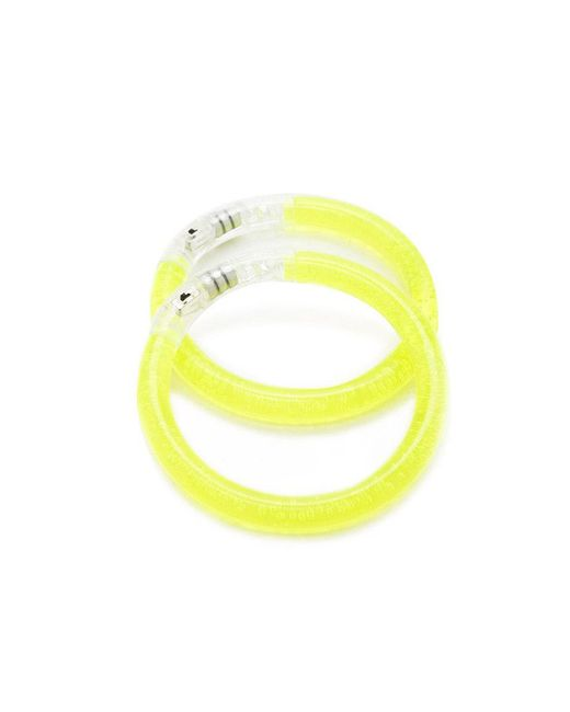 Forever 21 - Yellow Led Bubble Bangle - Lyst