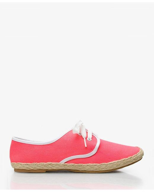Forever 21 | Pink Espadrille Sneakers | Lyst