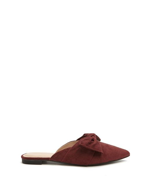 Forever 21 - Multicolor Faux Suede Mules - Lyst