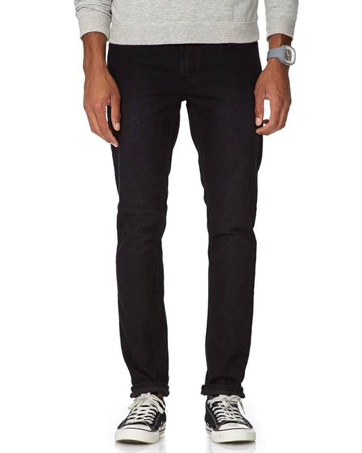 Forever 21 | Black Slim Fit- Faded Dark Wash You've Been Added To The Waitlist for Men | Lyst