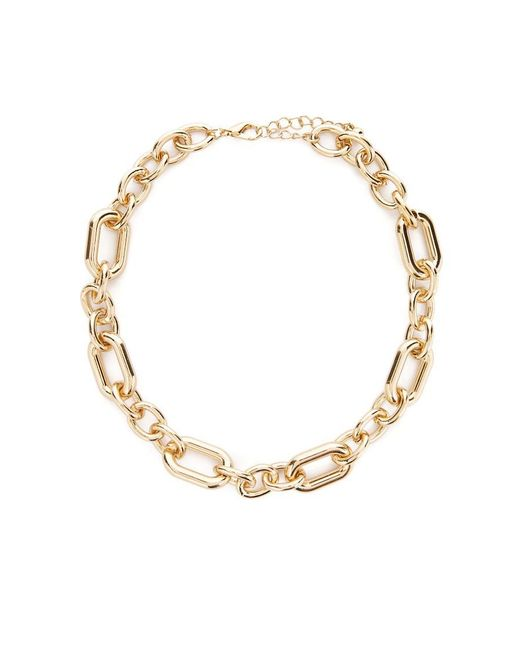 Forever 21 - Metallic Women's Link Chain Necklace - Lyst
