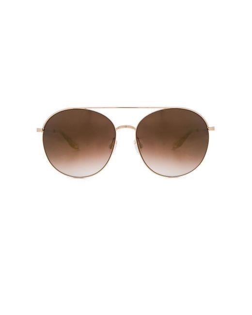 Barton Perreira - Multicolor Luna Sunglasses - Lyst