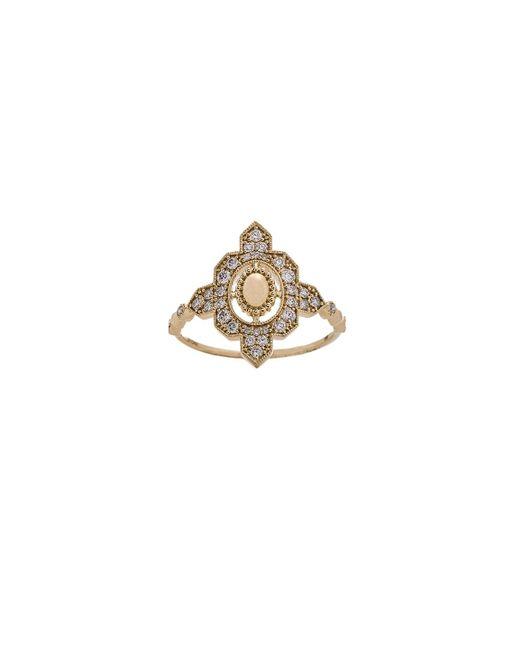Stone Paris - Metallic Ring - Lyst